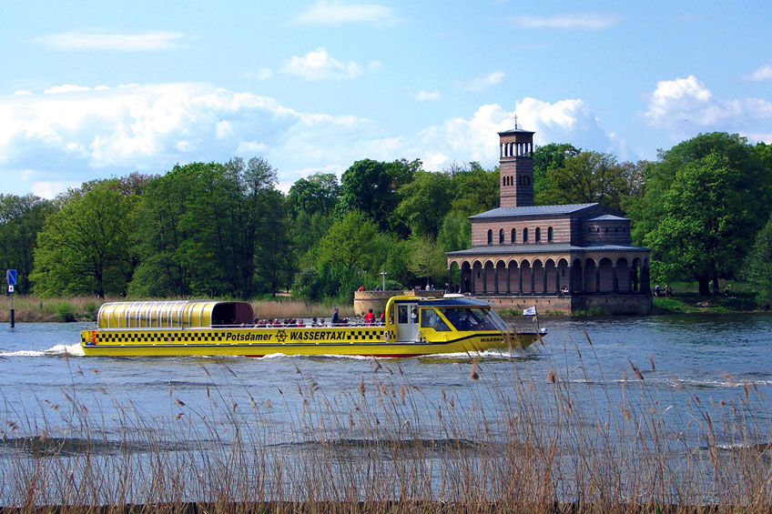 Schlössertour Potsdam