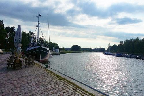 Bootstour Greifswald