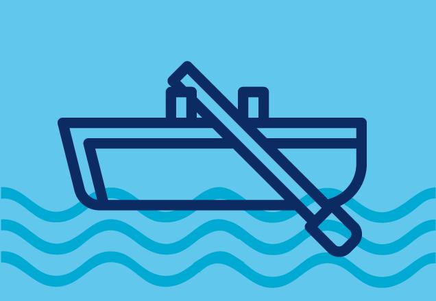Ruderboot Bootsverleih Leipzig