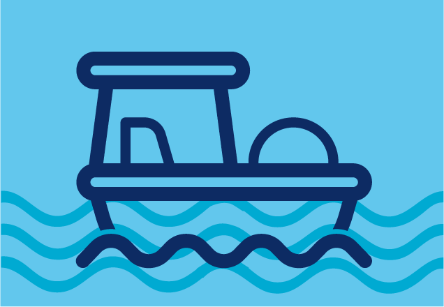 Solarboot Bootsverleih Leipzig
