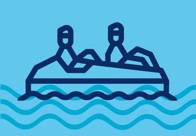Tretboot Bootsverleih Leipzig