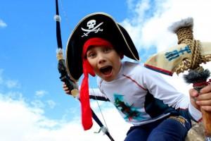 Lausitzer Piratenbootstour