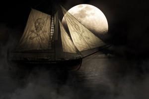 Mondscheinfahrt auf dem Scharmützelsee