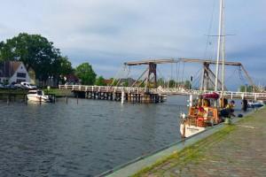 Bootstour Greifswald bis zur Wiecker Brücke