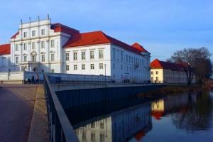 Bootstour mit Familie zum Schloss Oranienburg