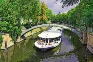 Historische Bootsfahrt Berlin Kreuzberg