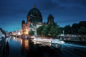 Krimi Dampferfahrt Berlin
