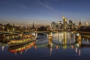 Dampferfahrt zum Mainfest Frankfurt