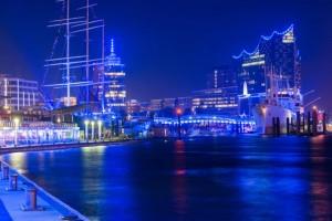 Blueport Hafenrundfahrt durch den Hamburger Hafen