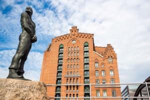 Hamburgs Seefahrergelage mit Störtebeker
