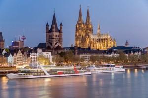 Bootstouren in Köln