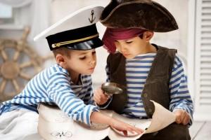 Schiffstour mit Suche nach  Piratengold