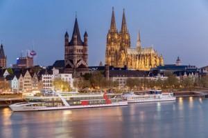 Vatertagstour auf dem Rhein