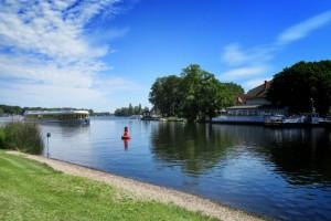 Große Bootstour mit Inselrundfahrt Potsdam